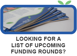Looking for a list of upcoming funding rounds?